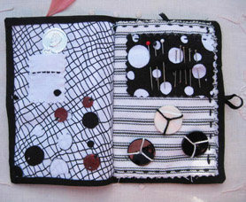 Needle Case by Susan's Textiles