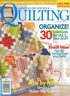 American Patchwork and Quilting magazine