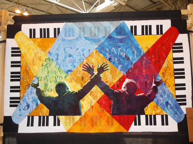 Festival Of Quilts 2011