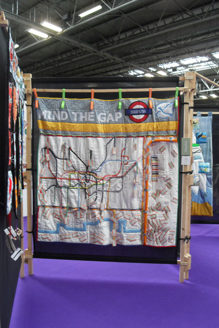 Festival Of Quilts 2013 Gallery Manchester Quilters