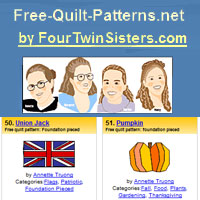Four twin sisters